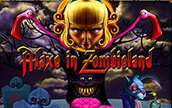Игровой автомат Alaxe in Zombieland Алекса в стране Зомби