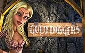 Игровой автомат Gold Diggers Золото Диггеров
