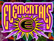 На реальные деньги игровой автомат Элементалы