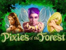 Pixies Of The Forest – автомат в режиме на деньги