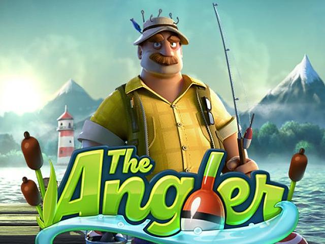 Играть на бонусы с промокода в автомат The Angler