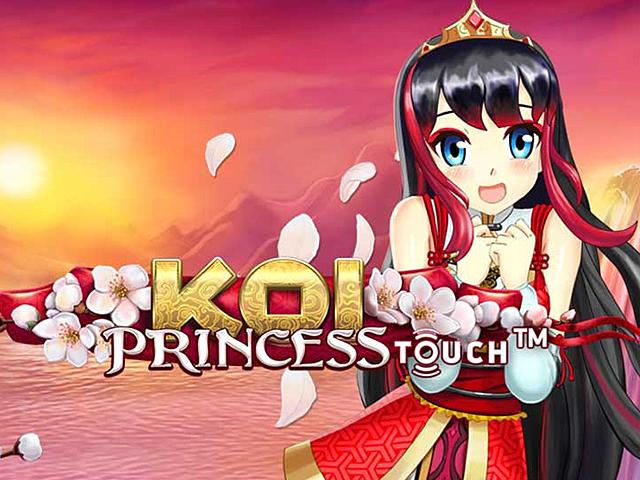 Koi Princess: играть в азартный аппарат на японскую тематику